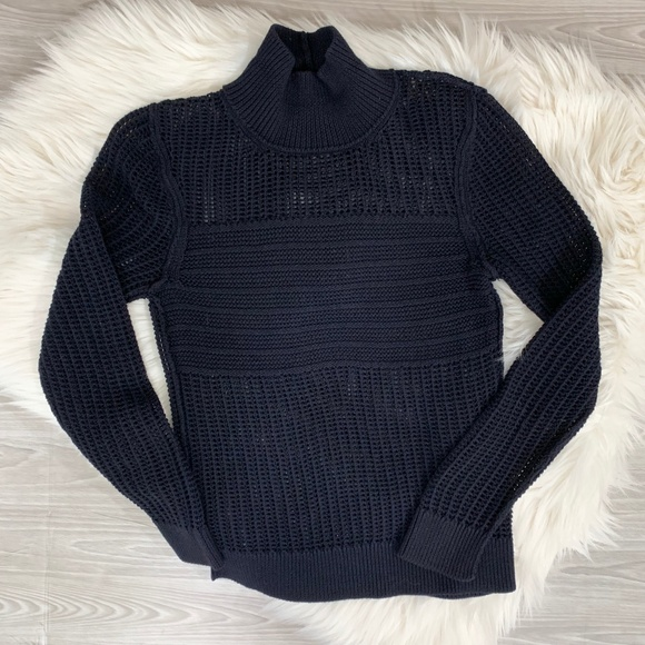 All Saints Sweaters - ALL SAINTS Jack's Place Ernst Rollneck Sweater 6